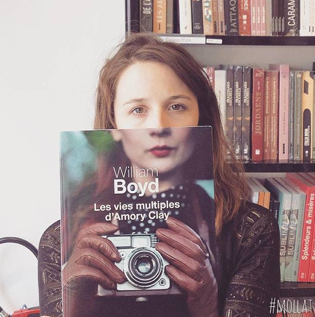 ... was passiert, wenn Buchhändlern langweilig ist:   https://boredpotato.com/what-happens-when-bookstore-employ …/  PS: großartige Buchhandlung Mollat in Bordeaux!