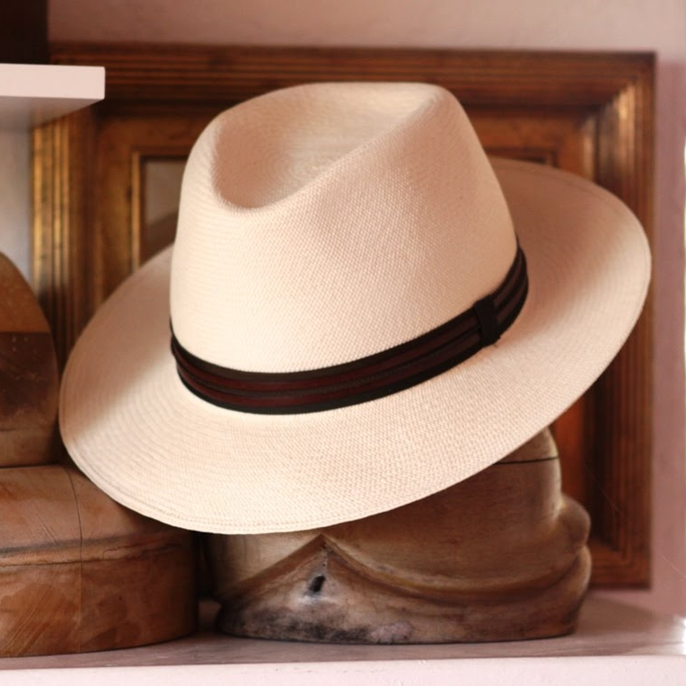 Imported Panama Hats - Back in Stock Soon