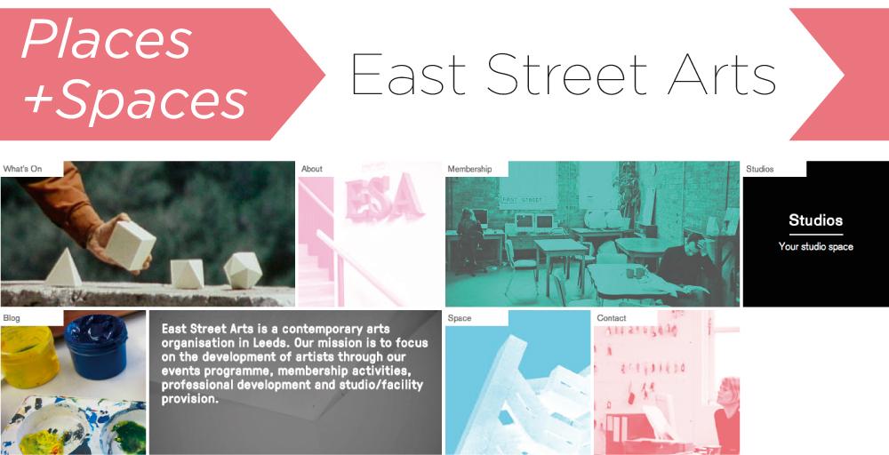 Image East Street Arts