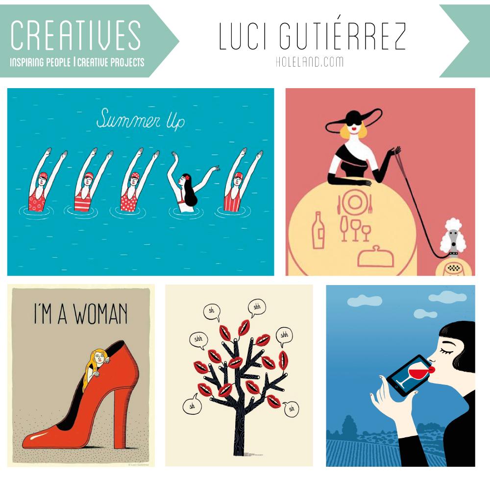 Images by Luci Gutiérrez