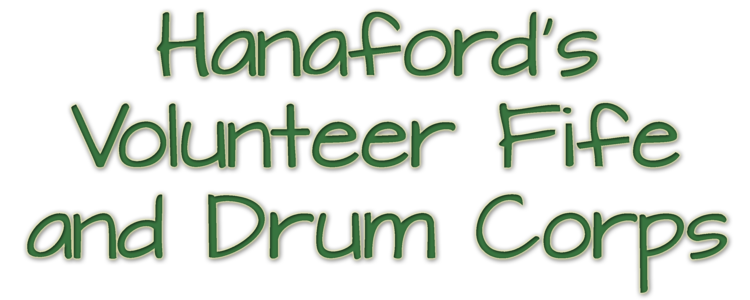 Hanaford's Volunteer Fife and Drum Corps