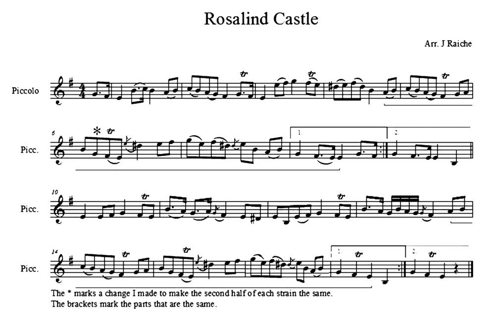 Rosalind Castle