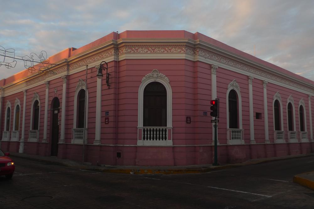 pink facade at sunrise.jpg