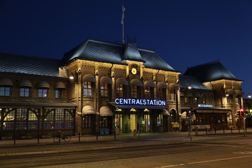 Goteborg train station