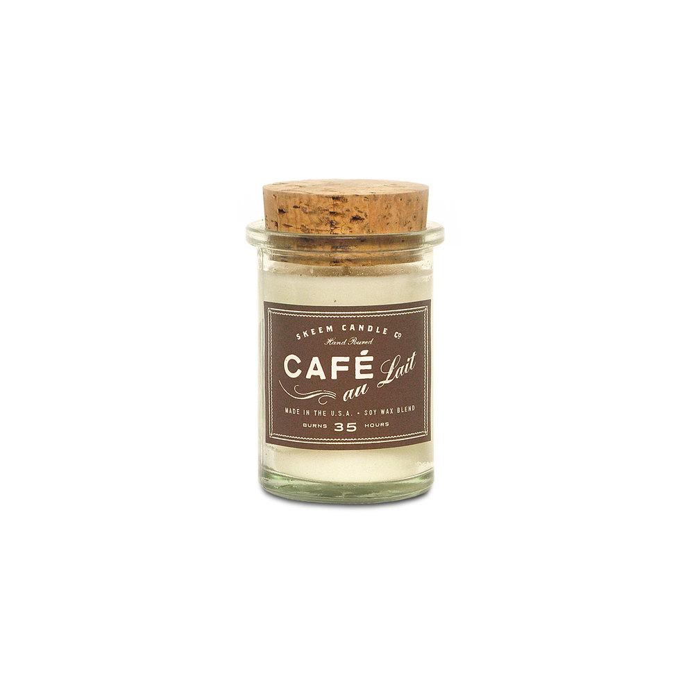 Café au Lait Field Jar