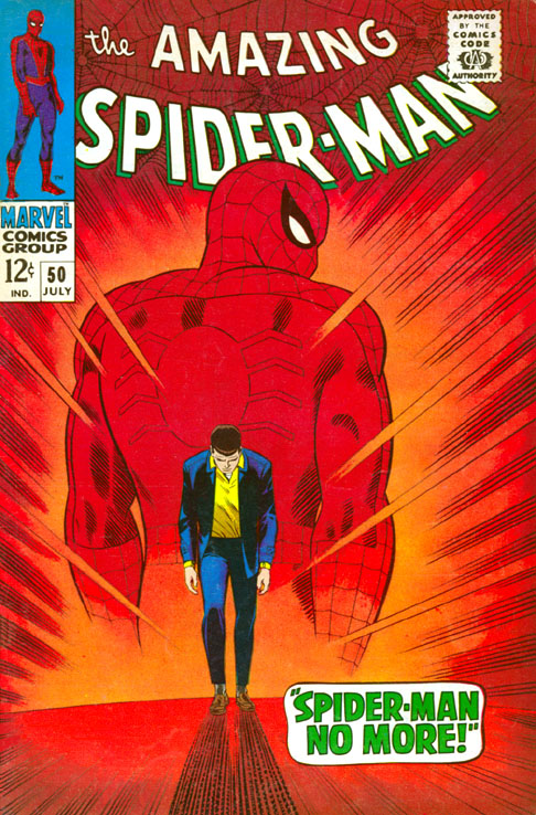 "My wife she asked me about the one Spider-Man comic I wish I had more than any other. I was able to answer ""Amazing Spider-Man #50"" fairly quickly."