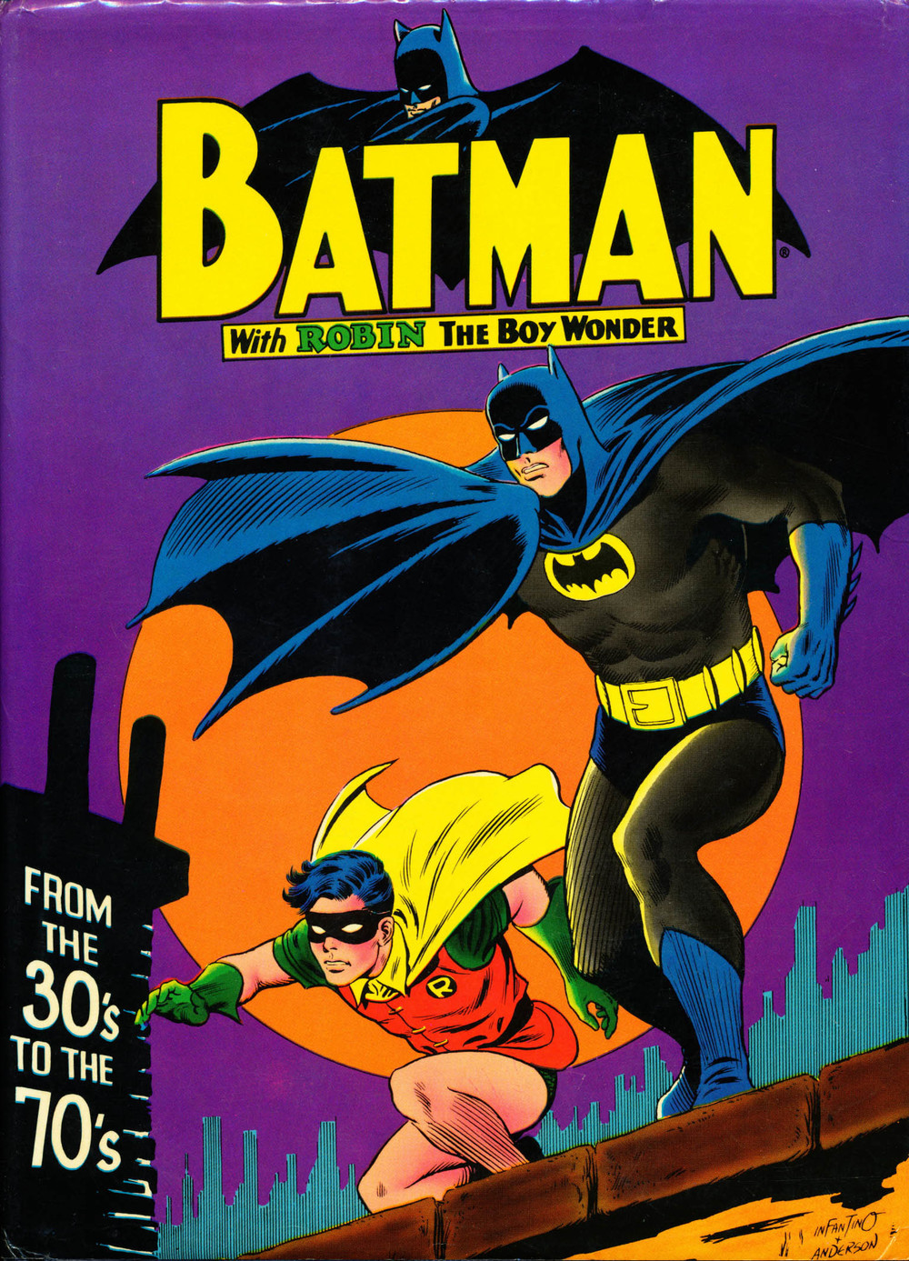 The pleasure I found in  Batman From the 30s to the 70s  was real, but so was the sadness.