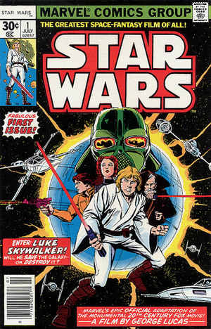 It was the summer of Star Wars and the release of Marvel's Star Wars #1 -- perhaps the most influential comic of its time.