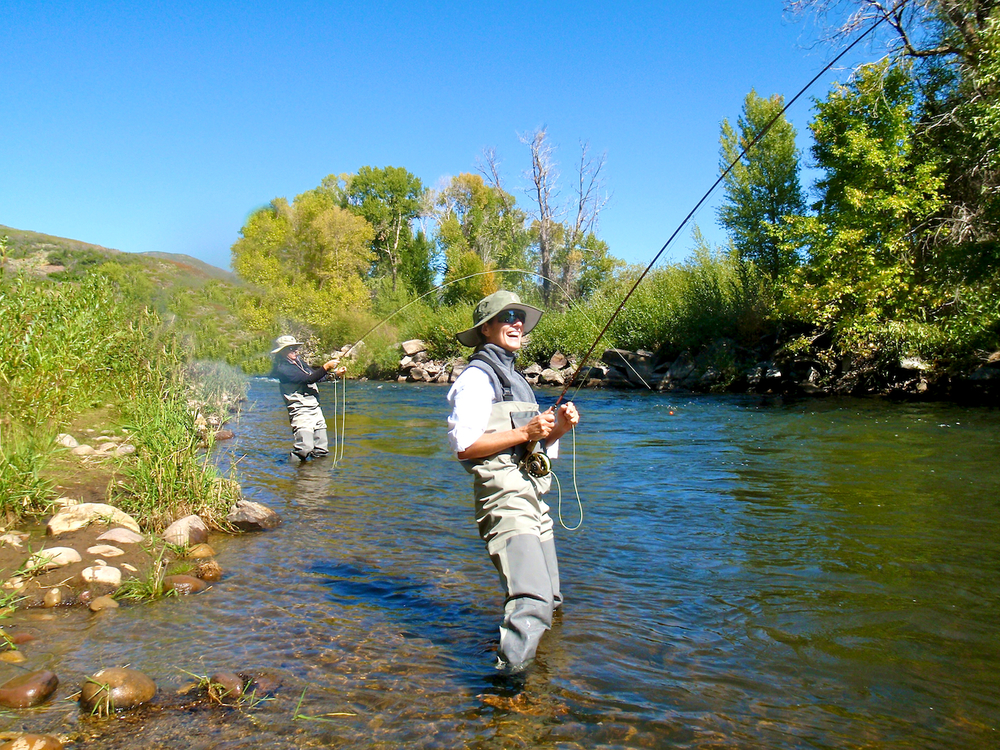 utah rivers park city fly fishing guides provo river