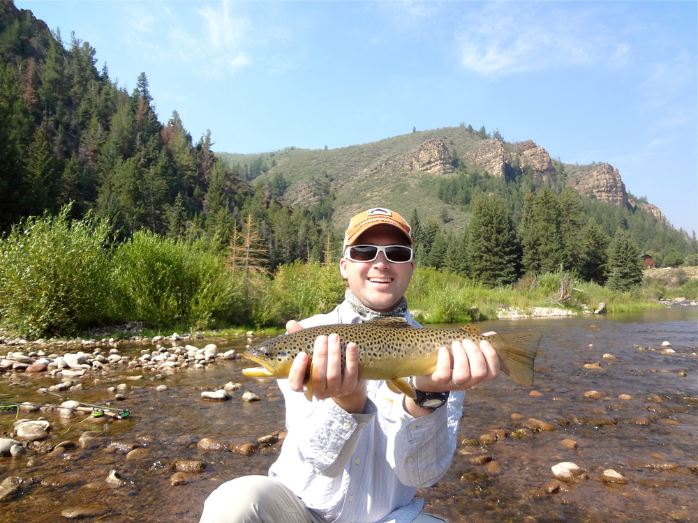 Small streams park city fly fishing guides provo river for Trout fishing utah