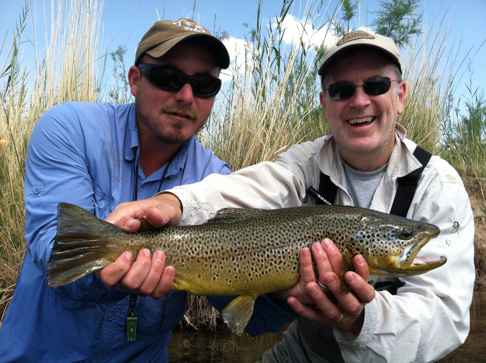 Testimonials park city fly fishing guides provo river for Weber river fishing