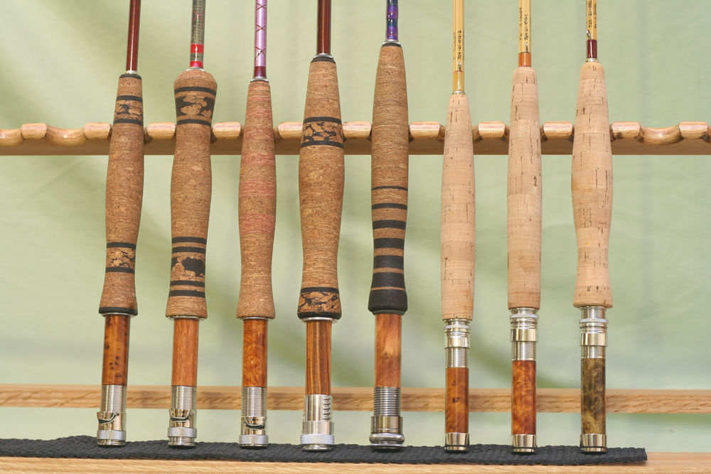 Fall River Flyrods will customize every details