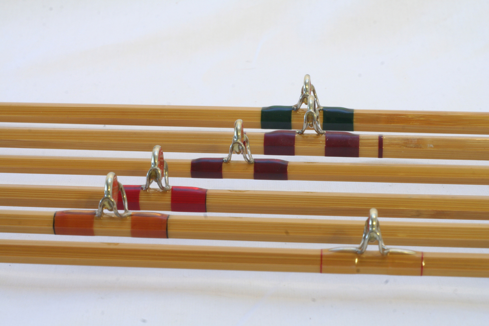 Fall River Flyrods: Custom bamboo rods