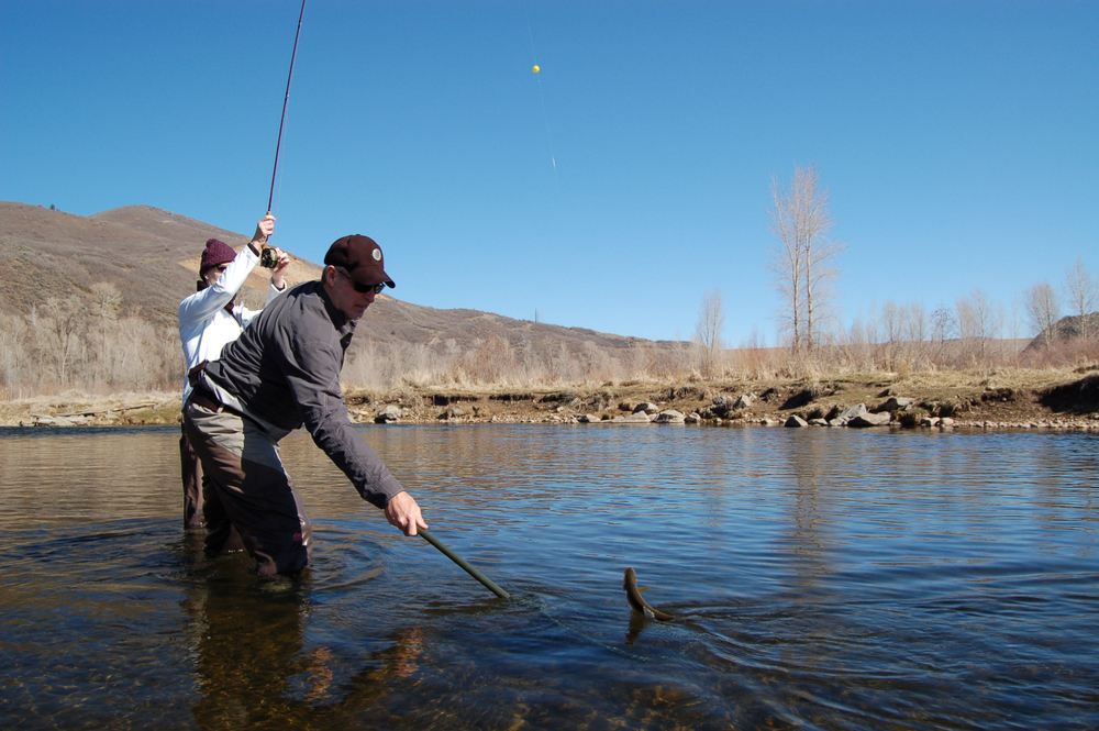 Fishing report park city fly fishing guides provo for Utah fishing report