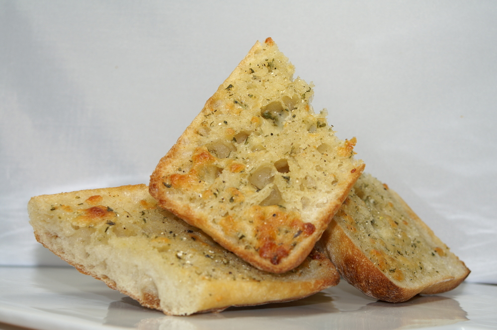 Ciabatta Garlic Bread