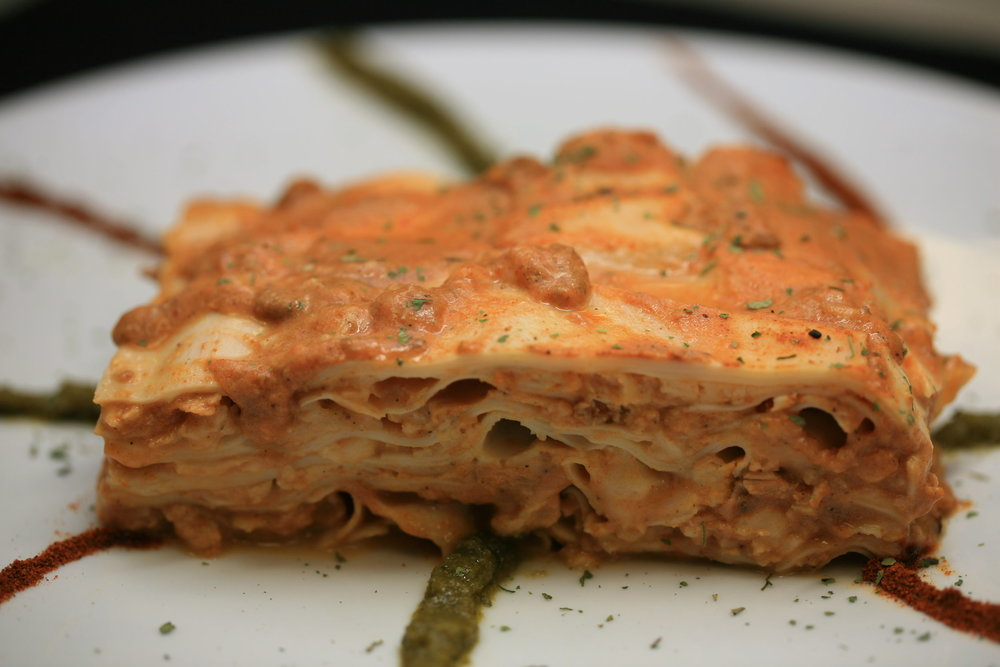 Baraka Shawarma launches an all time winner. Butter Chicken Lasagna produced by the people who make it best. De Luca Fine Foods