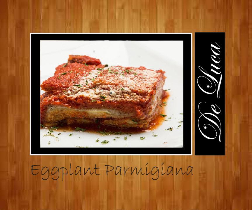 Epplant Parmigiana 820g $16   2.4 kg $37