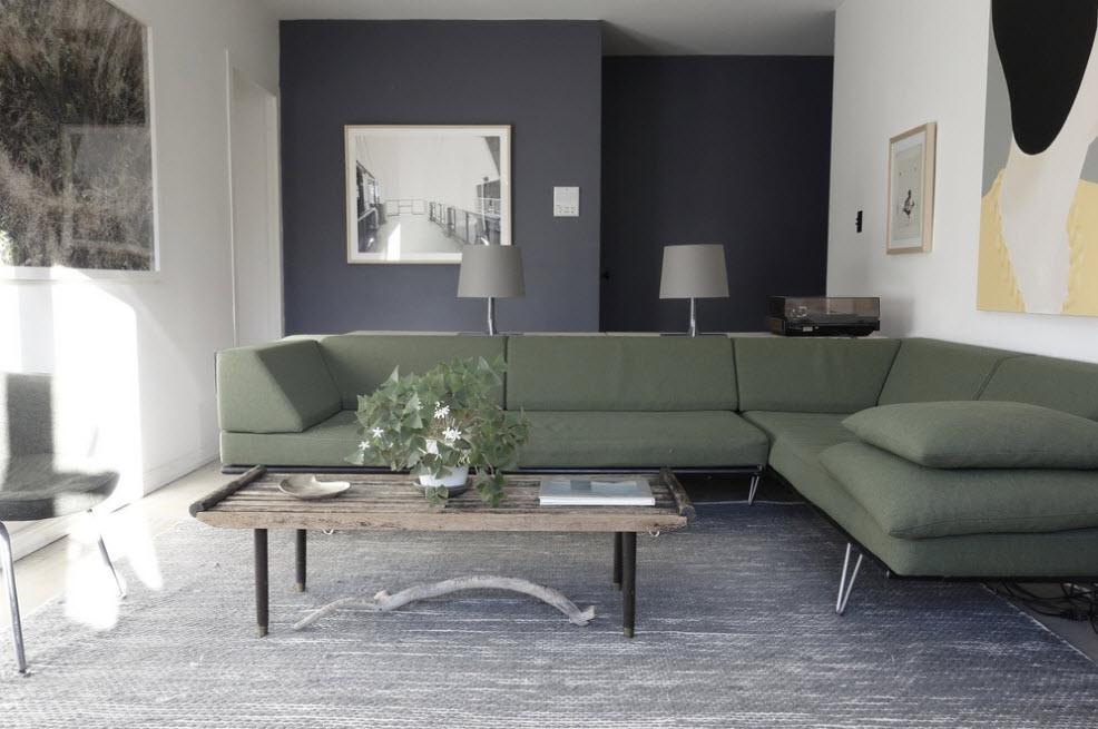 The Clinton Avenue Apartment of Photographer Susanna Howe, viaRemodelista