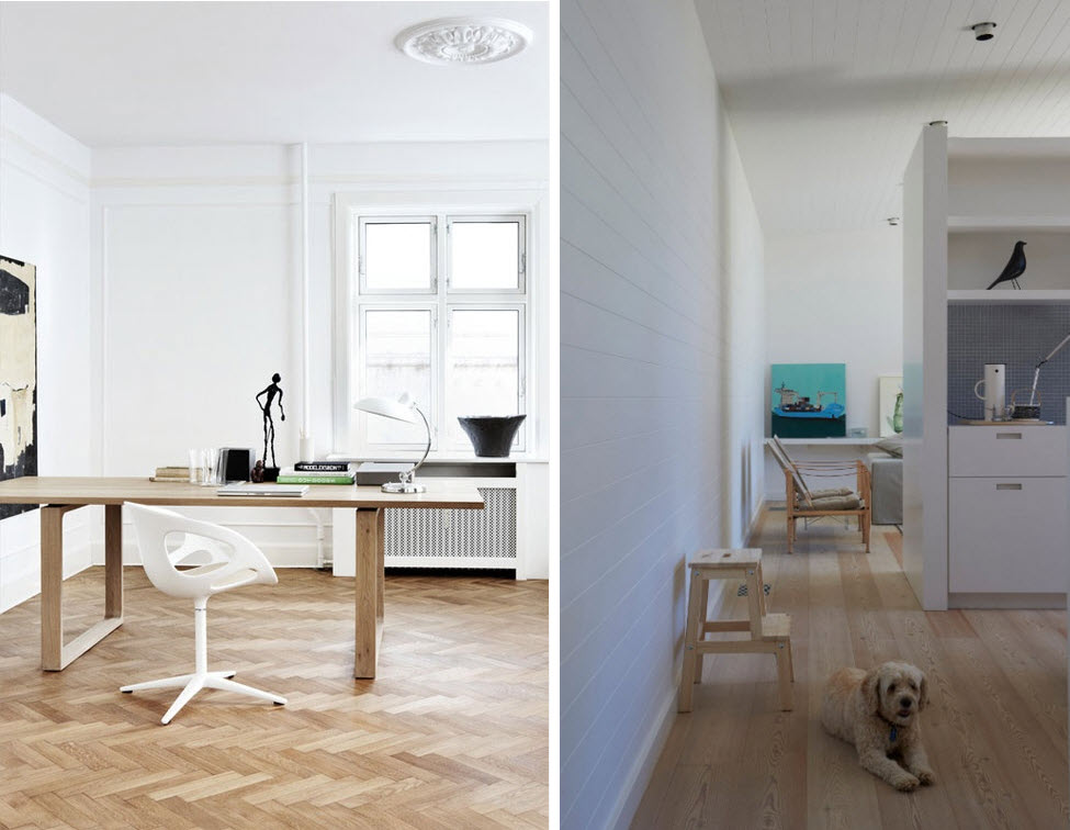 Left via Nordic Design | Right via Desire to Inspire