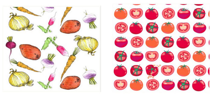 Wallcolor-Root-Vegetables-Tomato-Polka-Wallpaper.jpg