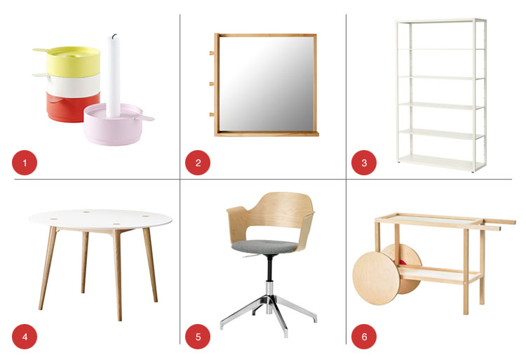 Shop: What's New (and New-ish) at Ikea for 2014 — Common ...