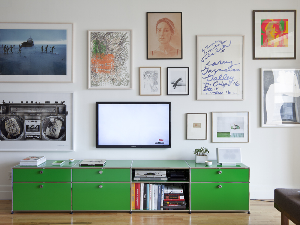Ikea Red Credenza : Shop rgby credenzas u common bond design