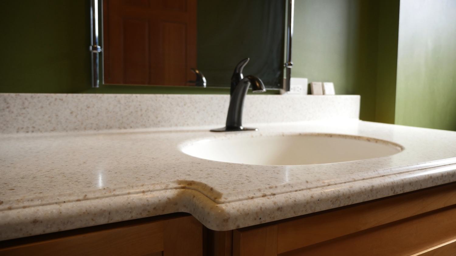 canossa solid surface kitchen countertop