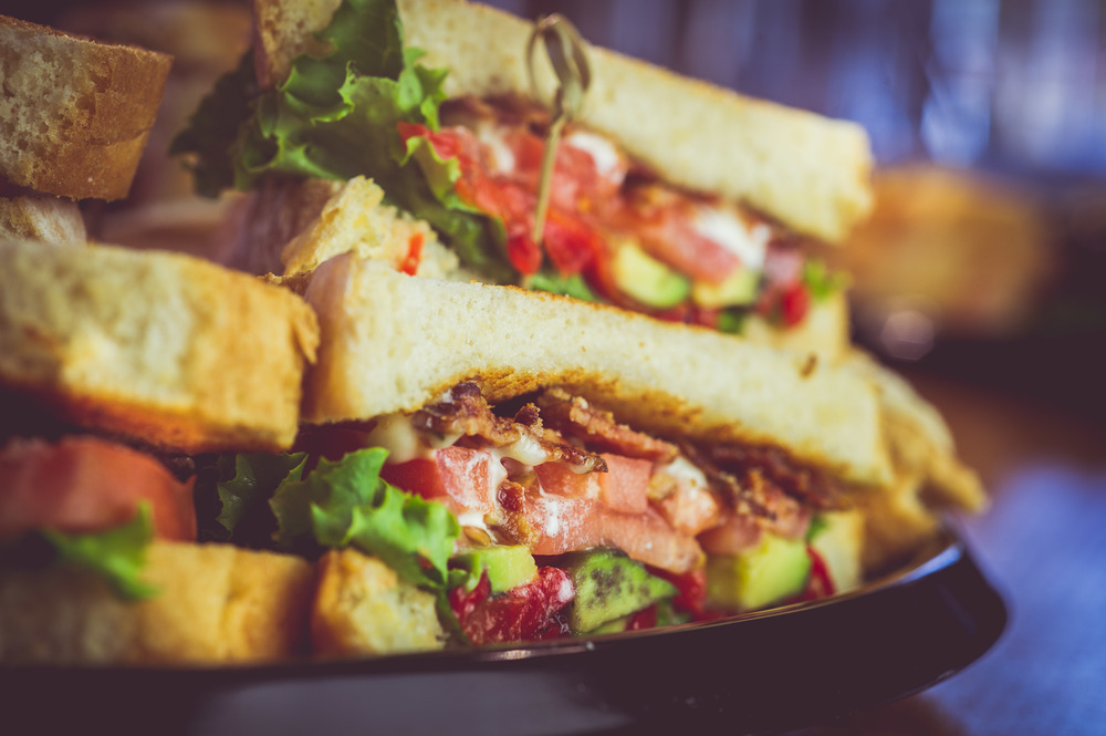 Shown: Wild West BLT    Photo Credit: Glenn Hall Photography
