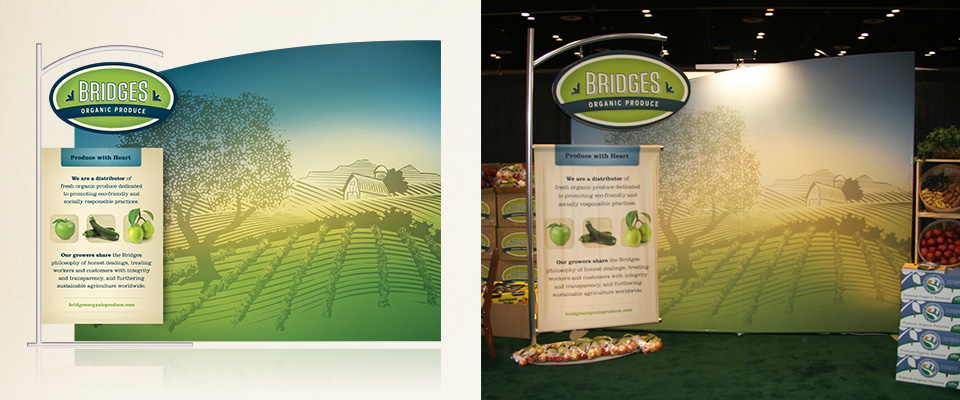Bridges Organic Produce