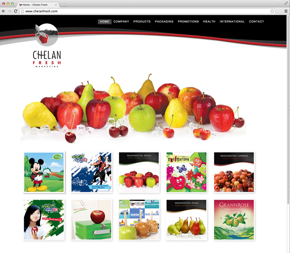 Chelan Fresh Marketing