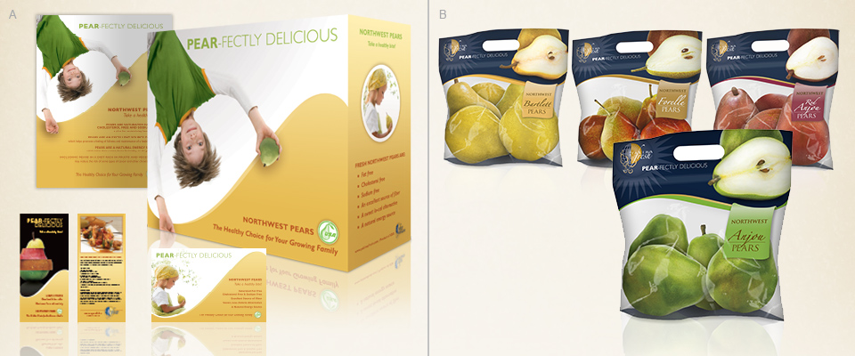 Yakima Fresh Marketing - PEAR-fectly Delicious