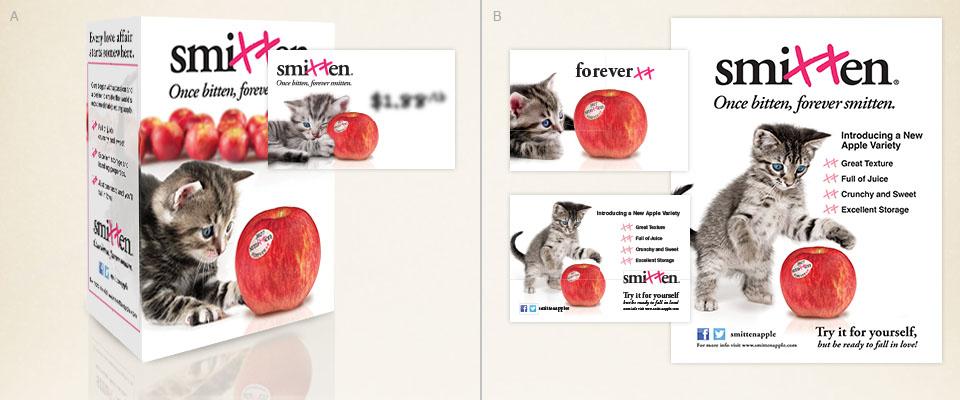 Smitten Apple Variety