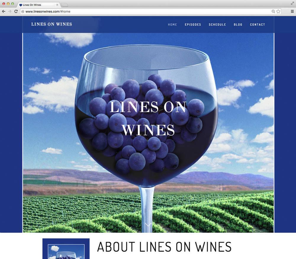 Lines on Wines