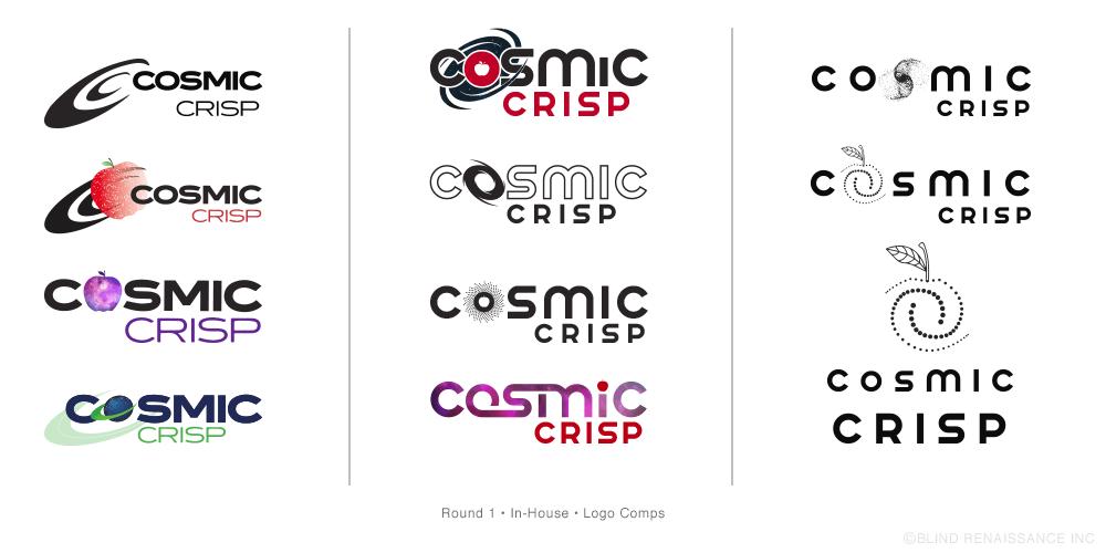 Round 1 Logo Comps