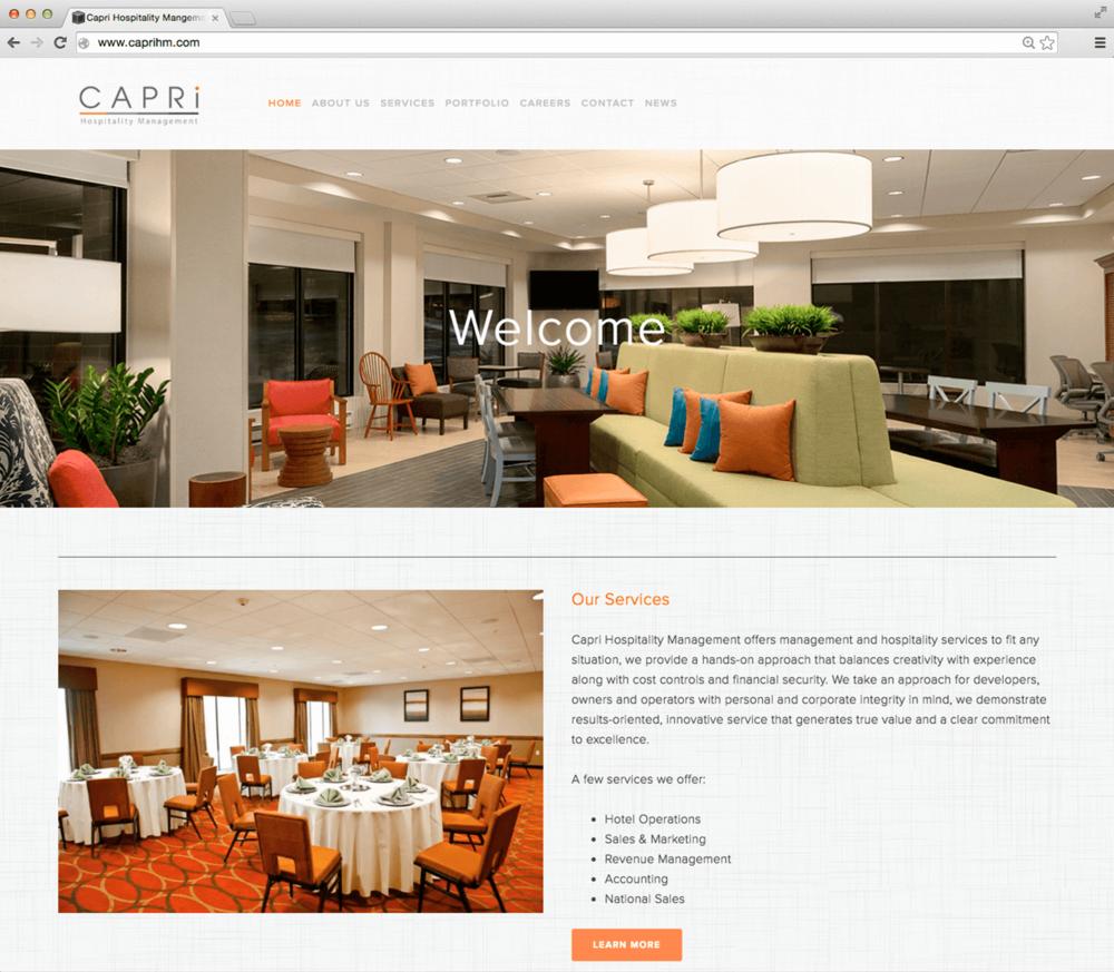 Capri Hospitality Management