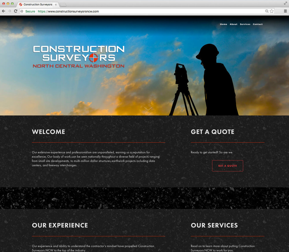 Construction Surveyors NCW