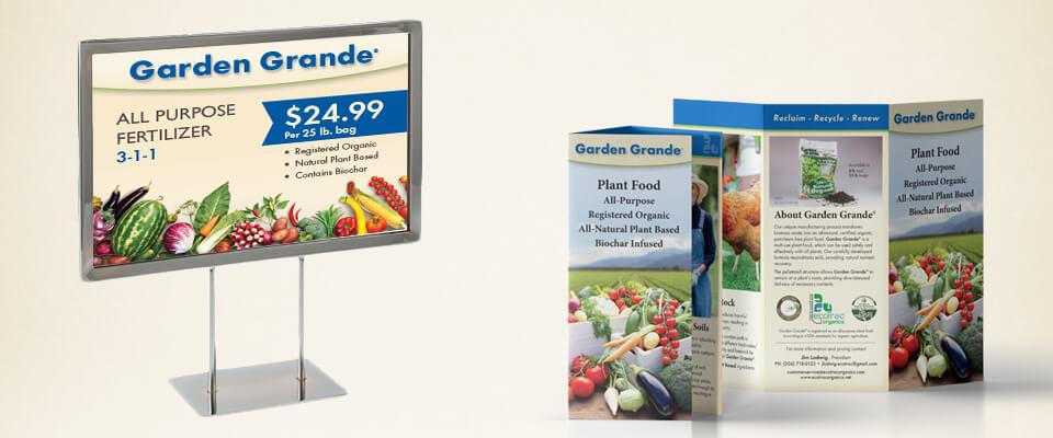 EcoTrac Organics - Garden Grande