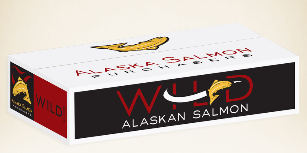Wild Alaskan Salmon for Alaskan Salmon Purchasers