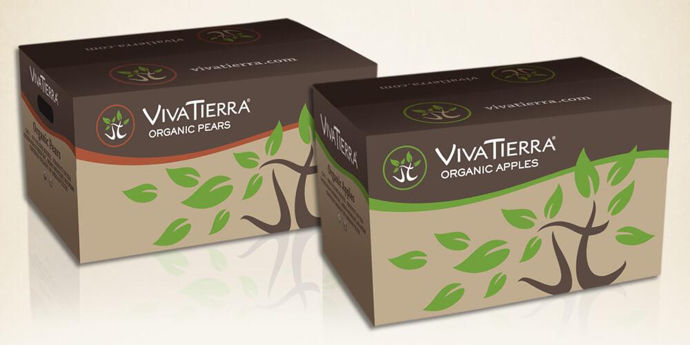 Viva Tierra Organics for CF Fresh