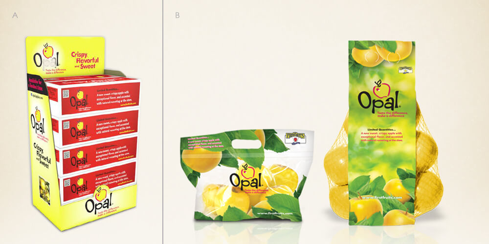Opal for First Fruits Marketing