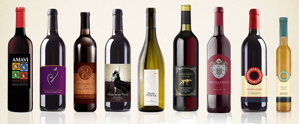 Blind Renaissance Featured Wine Product Design