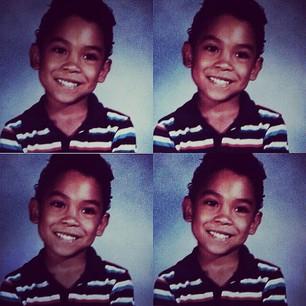 Miguel, a juvenile angel