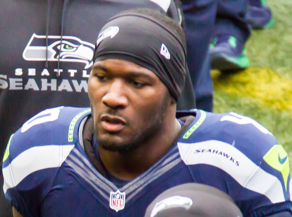 Derrick Coleman looking extremely hot on the field without his helmet on.jpg