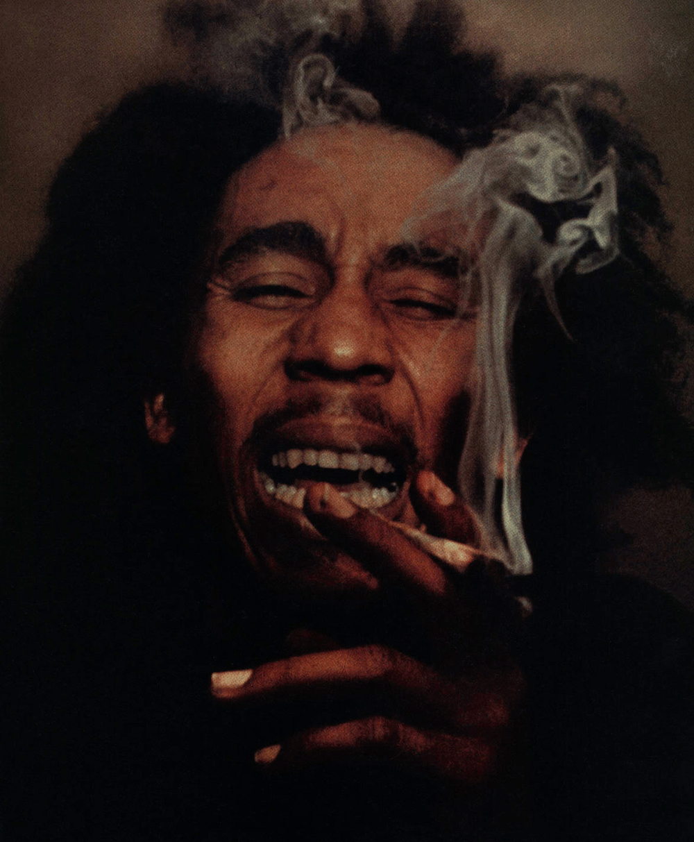 Bob Marley suffering from marijuana use.jpg