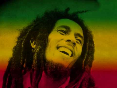 Bob Marley in the Rastafarian rainbow.jpg