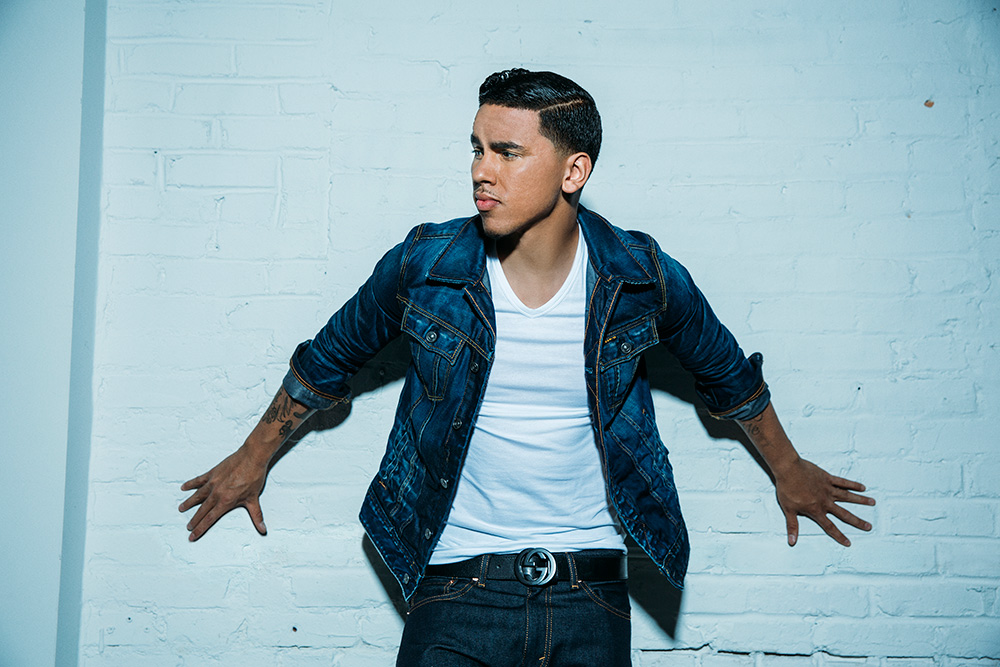 Adrian Marcel looking hot up against a wall.jpg