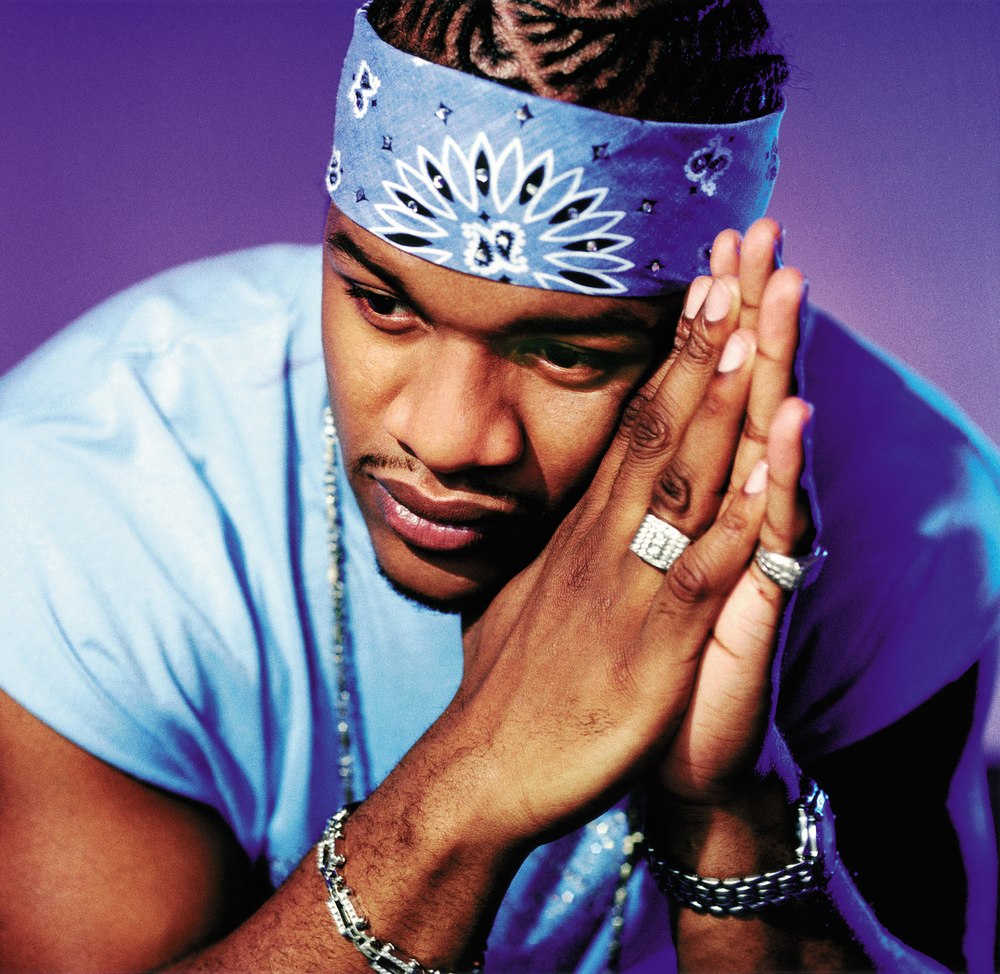 Jaheim praying while being so hot.jpg