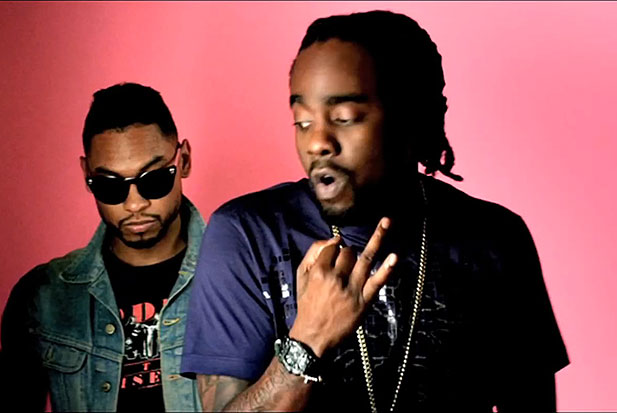 Miguel looking gorgeous as ever in 2011 and Wale ruining the picture because Wale sucks.jpg