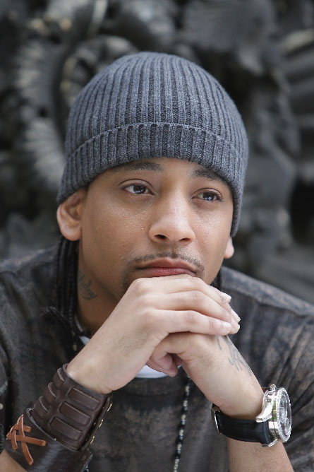 J. Holiday looking hot with a grey hat on.jpg