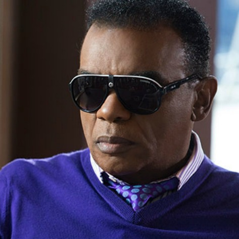 Ron Isley looking hot and incognito in Dinner And A Movie.jpg